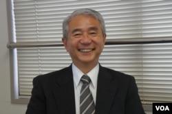 """日本防卫监理研究所所长山内敏秀在日本还被称为""""研究中国海军第一人""""。"""