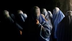 Afg'oniston ayollarining bugungi hayoti