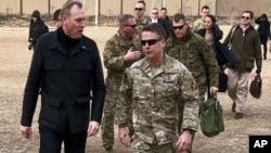 美国代理国防部长帕特里克·沙纳汉