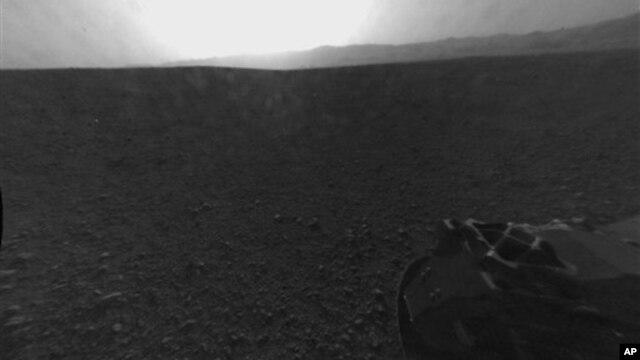 Curiosity – на марсе