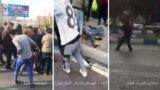 تصاویری از کشته شدن معترضان با شلیک مستقیم ماموران