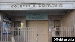 Colegio Antonio Provolo para niños y jóvenes con discapacidad auditiva. Mendoza, Argentina.