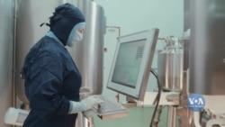 Компанія «Біофарма», яка працює в Україні, долучилася до світової ініціативи розробки ліків від Ковід-19. Відео