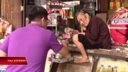 Tiệm tạp hoá Sài gòn