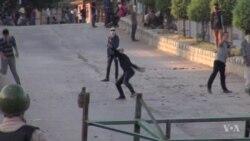 Kashmir Violence Leads to Curfew, Hardships
