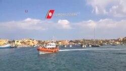 意大利繼續營救落海船民