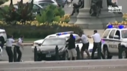 當局調查國會外被打死女駕車人的闖關動機