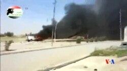 2014-06-11 美國之音視頻新聞: 激進分子佔領摩蘇爾50萬人逃離