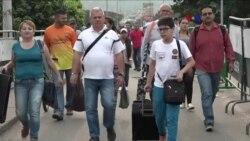 ACNUR pide ayuda a refugiados venezolanos