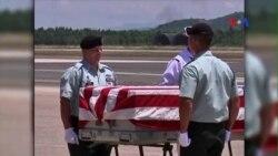 Việt Nam trao trả thêm ba bộ hài cốt lính Mỹ