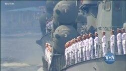 Російські оглядачі про майбутнє Путіна та Росії. Відео