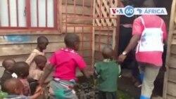 Manchetes Africanas 8 janeiro 2020: Surto de sarampo na Rep. Dem. Congo