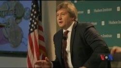 Олександр Данилюк прокоментував відносини Києва із МВФ та можливий референдум щодо продажу землі. Відео