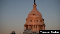 ၿမိဳ႕ေတာ္ Washington ရွိ လႊတ္ေတာ္အေဆာက္အဦး၊ Capitol Hill။