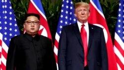 Трамп в ожидании встречи с Ким Чен Ыном