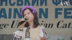 42-й Український фестиваль пройшов у Нью-Йорку. Відео