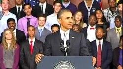 非洲人对奥巴马政策的影响反应不同