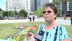 Orlando Residents React to Obama Visit