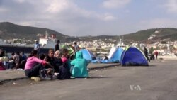 Refugees on the Move: Hurtling Towards Hungary