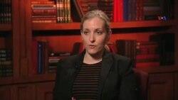Sports for Rights kampaniyasının koordinatoru Rebekka Vinsentin Amerikanın Səsinə müsahibəsi