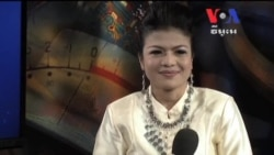 Khmer-Thai Superstar Demonstrates Her Talents at VOA