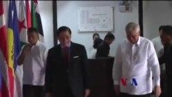 泰国菲律宾讨论制定南中国海行动准则