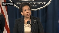 U.S. Attorney General Loretta Lynch comments on the Charleston S.C. church shooting