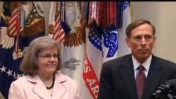2012-11-10 美國之音視頻新聞: 美國中情局局長因婚外情辭職