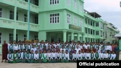 Phaung Daw Oo Monastic Education High School-teachers