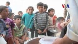 Suriye'de Savaşın Bedelini Çocuklar Ödüyor