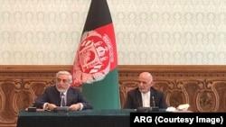 Ghani and Abdullah