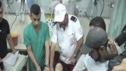以色列軍隊施突襲一名巴勒斯坦人被打死