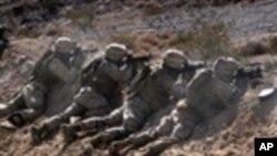 八月是美军在阿富汗伤亡最惨重月份之一
