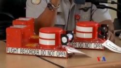 2015-01-13 美國之音視頻新聞: 亞航客機上兩個黑盒已尋獲
