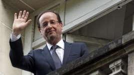 French President-elect Francois Hollande (file photo)