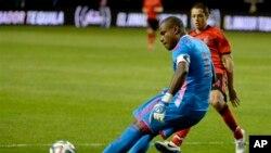 Le joueur nigerian Vincent Enyeama