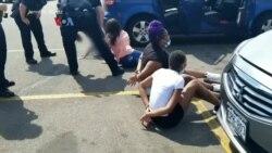 Tuduhan Polisi AS Brutal Terhadap Anak-anak - VOA untuk Buser SCTV