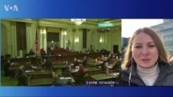 Теперь официально – Коллегия выборщиков проголосовала за Джо Байдена