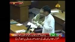 2014-09-02 美國之音視頻新聞: 巴基斯坦國會召開緊急會議應對政治僵局
