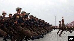 Marchar para onde? Exército norte-coreano, um dos maiores do mundo