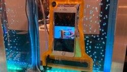Les dernières nouveautés high-tech du Salon de l'électronique à Las Vegas