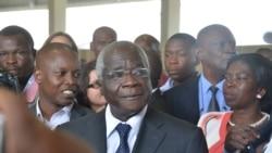 Parlamento Pan-Africano homenageia Afonso Dhlakama