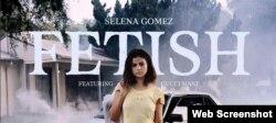 جلد تک ترانه فتیش از سلینا گومز