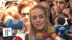 Venezuela: Lilian Tintori impulsa Ley de Amnistía