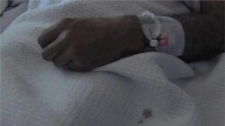 Wounded Rebel Fighters Escape Syria for Treatment