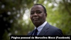 Marcolino Moco, antigo primeiro-ministro e secretário-geral do MPLA