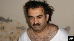 Khalid Sheik Mohammed, người tự cho là chủ mưu những vụ tấn công 11 tháng 9, 2001