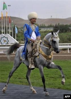 Qurbonguli Berdimuhammedov 2007-yilda beri prezident
