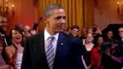 Obama pevao bluz