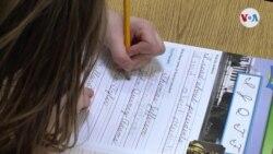Caligrafía para niños disléxicos